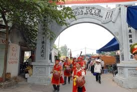 Hội chùa Cổ Lễ