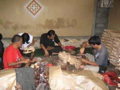 Làng Mas - Indonesia