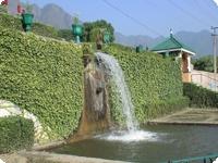 Khu vườn Nishat Bagh - Ấn Độ