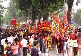 Hội chùa Lương (chùa Trăm Gian)