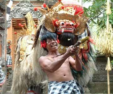 Làng Batubulan - Indonesia
