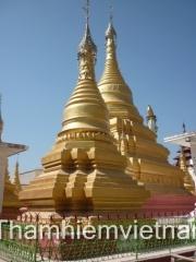 Thành Phố Mandalay - Myanmar
