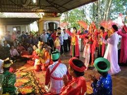 Hội làng Dị Nậu