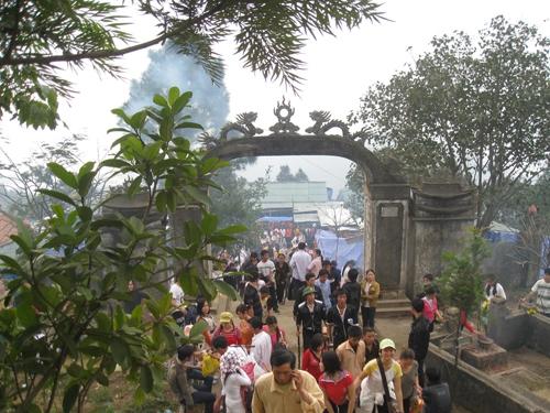 Lễ hội chùa Hương Tích