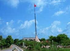 Di tích Cột Dây Thép