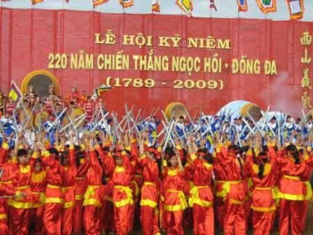Lễ hội Đống Đa (Bình Định)