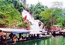 Khu du lịch sinh thái Nà Hang