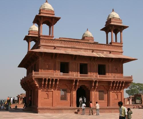 Thành phố Fatehpur Sikri - Ấn Độ