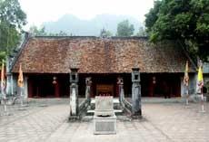 Đền vua Lê