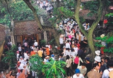 Lễ hội chùa Thầy