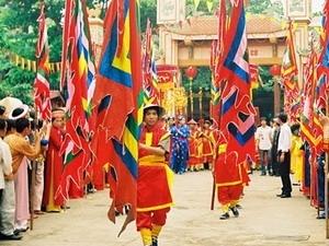 Lễ hội đền Hạ
