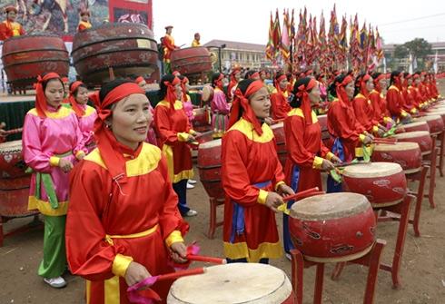 Lễ hội chùa Long Đọi