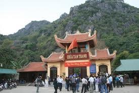 Hội chùa Tam Thanh