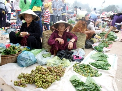 Hội xuân chợ Gò