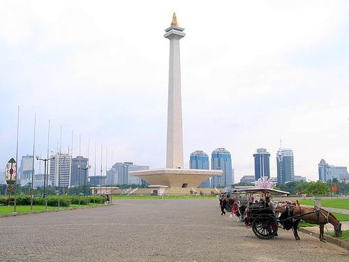 Thành phố Jakarta - Indonesia