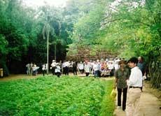 Quê hương Chủ tịch Hồ Chí Minh
