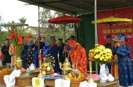 Lễ cúng tổ Minh Hải