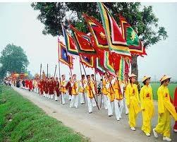Lễ hội đền Thái Vi