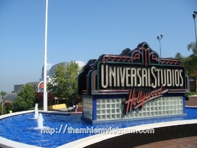 Phim trường Universal Studios Hollywood