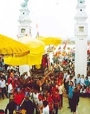 Hội đền Cờn