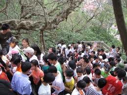 Hội chùa Trầm