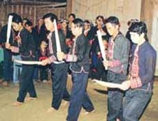 Tết Nhảy của người Dao Đỏ