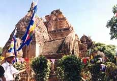 Lễ hội Tháp Bà - Pô Nagar