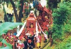 Hội xuân đền Thượng