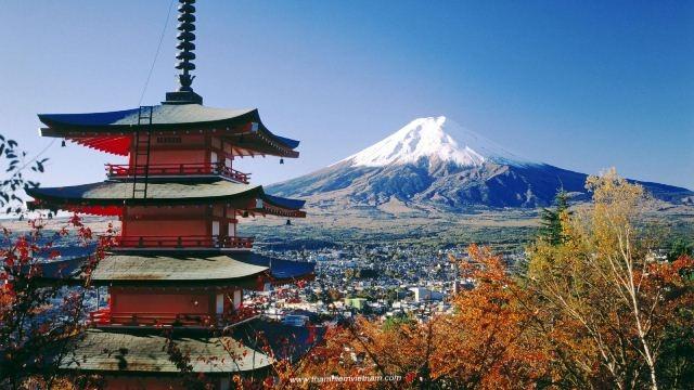 NAGOYA – OSAKA - KYOTO - TOYOHASHI -FUJI MOUNTAIN  –KAWAGUCHI– TOKYO