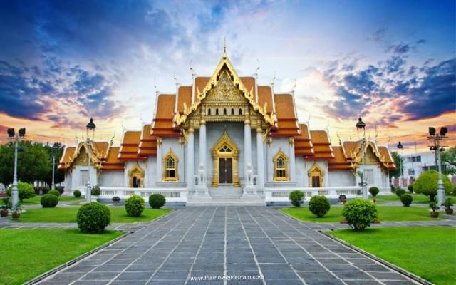 Hà Nội – Bangkok – Pattaya 5 ngày 4 đêm