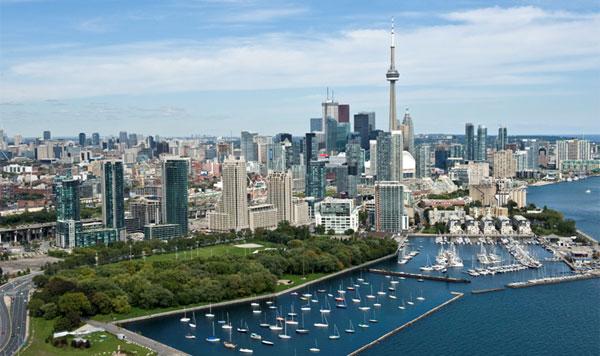 Vancouver - Victoria - Montreal - Ottawa - Kingston - Toronto 9 ngày