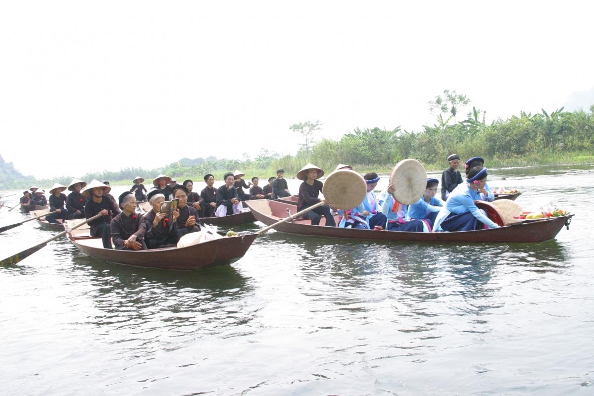 Du lịch Chùa Hương - Tour Lễ hội Chùa Hương 1 ngày