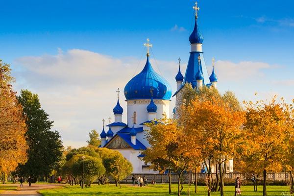 HÀ NỘI – MOSCOW- SAINT PETERSBURG – MOSCOW - HÀ NỘI ( 7N6D )