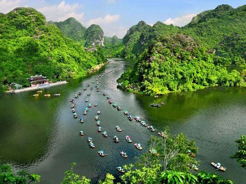 Du lịch Ninh Bình: Hà Nội - Thung Nham - Hà Nội 1Ngày